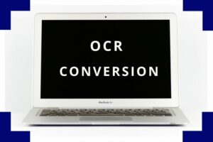 Indexing work and OCR conversion - Harini Infomatic Private Limited